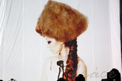 【CONTEST】SPC全日本理美容選手権 決勝大会2013 アーティスティックで華麗なヘアショーステージ!_c0080367_11472026.jpg