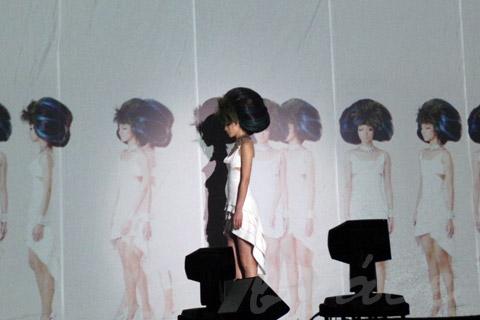 【CONTEST】SPC全日本理美容選手権 決勝大会2013 アーティスティックで華麗なヘアショーステージ!_c0080367_11481916.jpg