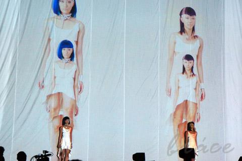 【CONTEST】SPC全日本理美容選手権 決勝大会2013 アーティスティックで華麗なヘアショーステージ!_c0080367_11484167.jpg