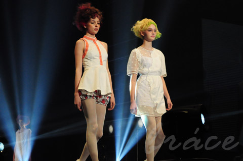 【CONTEST】SPC全日本理美容選手権 決勝大会2013 アーティスティックで華麗なヘアショーステージ!_c0080367_13511504.jpg