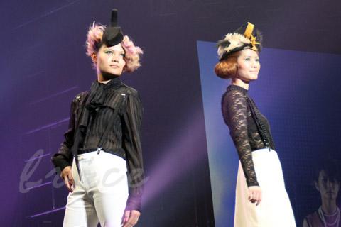 【CONTEST】SPC全日本理美容選手権 決勝大会2013 アーティスティックで華麗なヘアショーステージ!_c0080367_13591822.jpg