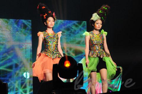 【CONTEST】SPC全日本理美容選手権 決勝大会2013 アーティスティックで華麗なヘアショーステージ!_c0080367_13593213.jpg