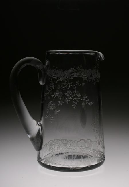 Baccarat Louis XV Pitcher ルイ15世_c0108595_23492241.jpg