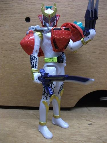 アームズチェンジシリーズ05 仮面ライダー斬月_f0205396_14225070.jpg