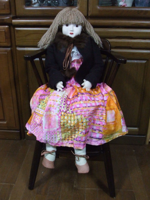 私の作った人形_f0019498_18565015.jpg