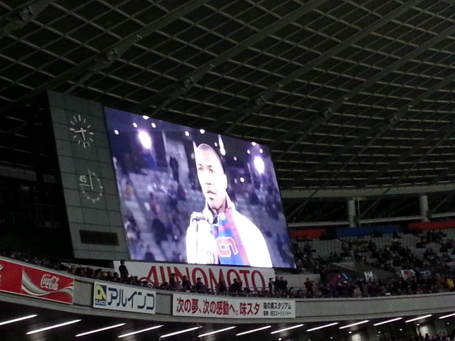 2013JリーグDivision1 第34節 FC東京 - ベガルタ仙台_b0042308_0111171.jpg