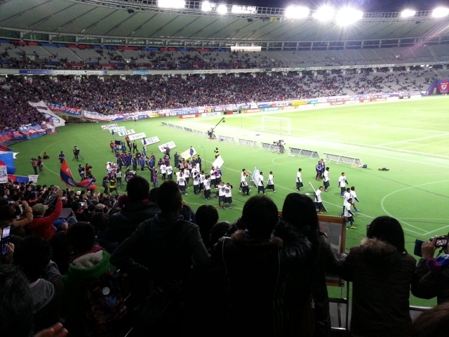 2013JリーグDivision1 第34節 FC東京 - ベガルタ仙台_b0042308_0111538.jpg