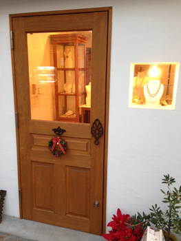 クリスマスディスプレイ_c0073813_12562712.jpg