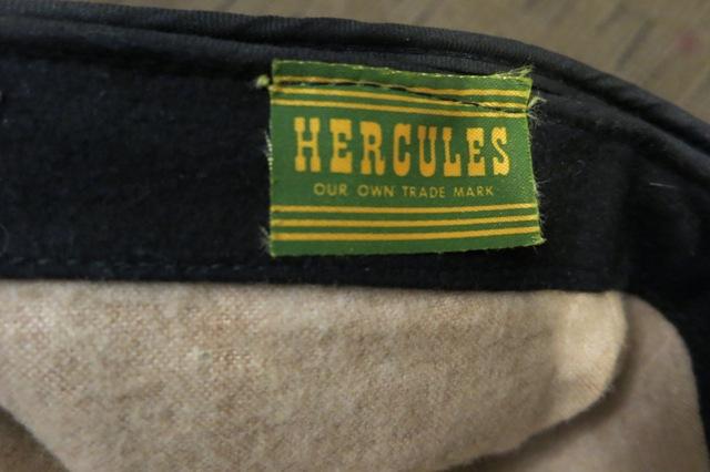 アメリカ仕入れ情報#23  30\'S~ ヘラクレス 4枚ハギ WORK CAP!_c0144020_1127325.jpg