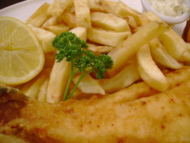 ♪ホントに美味しいイギリス料理大集合♪_d0104926_0382436.jpg
