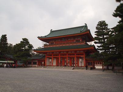 京都「八重の桜」巡り・その3_d0079440_1853179.jpg