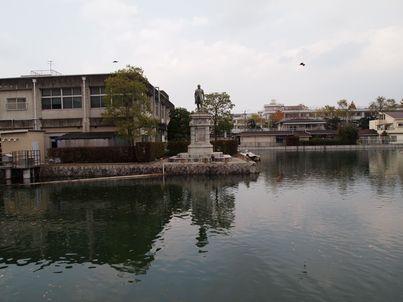 京都「八重の桜」巡り・その3_d0079440_19161117.jpg