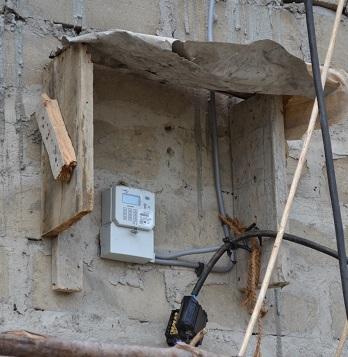 The construction of Pemba Budokan -14- ~ペンバ武道館建設の様子  _a0088841_22595482.jpg