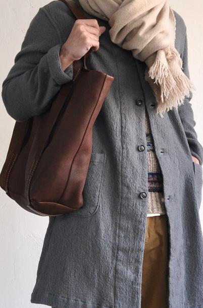 RINEN/リネン コート