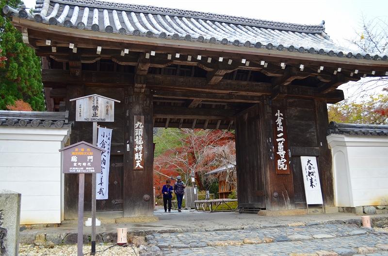 秋も深まり紅葉も終わりに近づいた『嵯峨野』を散策_e0237645_22301940.jpg