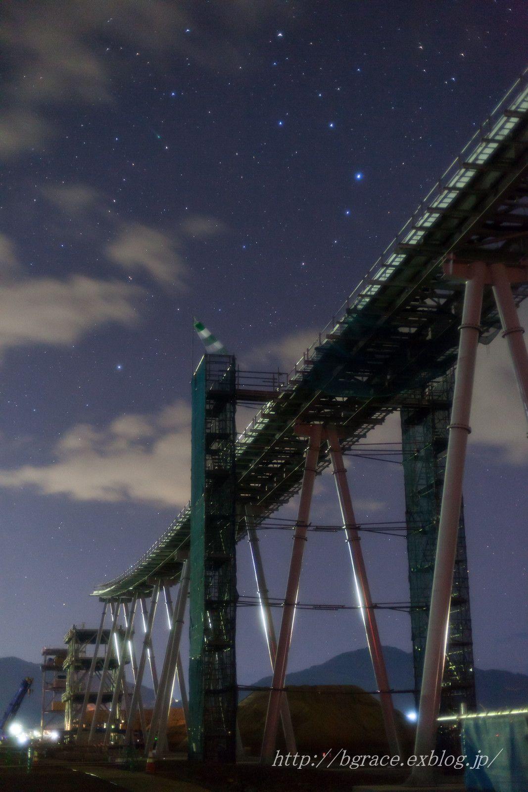 ラヴジョイ彗星 と かんむり座_b0191074_1403916.jpg