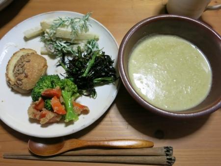 8日(日)旬のお野菜で簡単お料理教室_b0057979_20104273.jpg