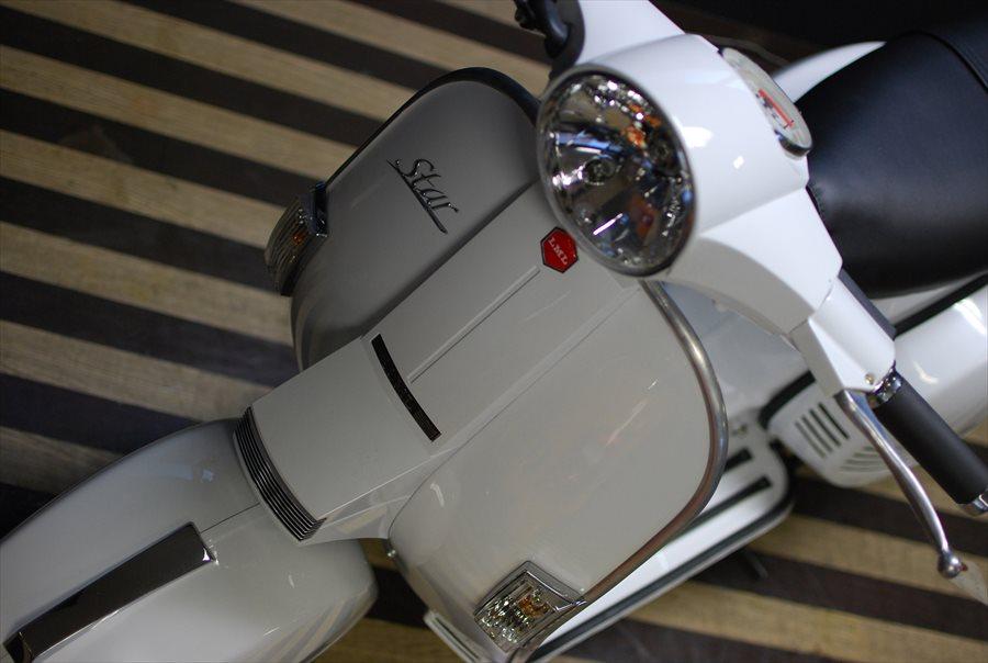 LML Star Automatic 125 ピュアホワイト入荷!_d0099181_20511077.jpg