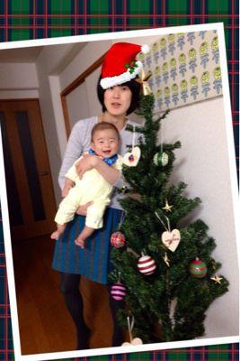 クリスマスー。_a0188798_1962149.jpg