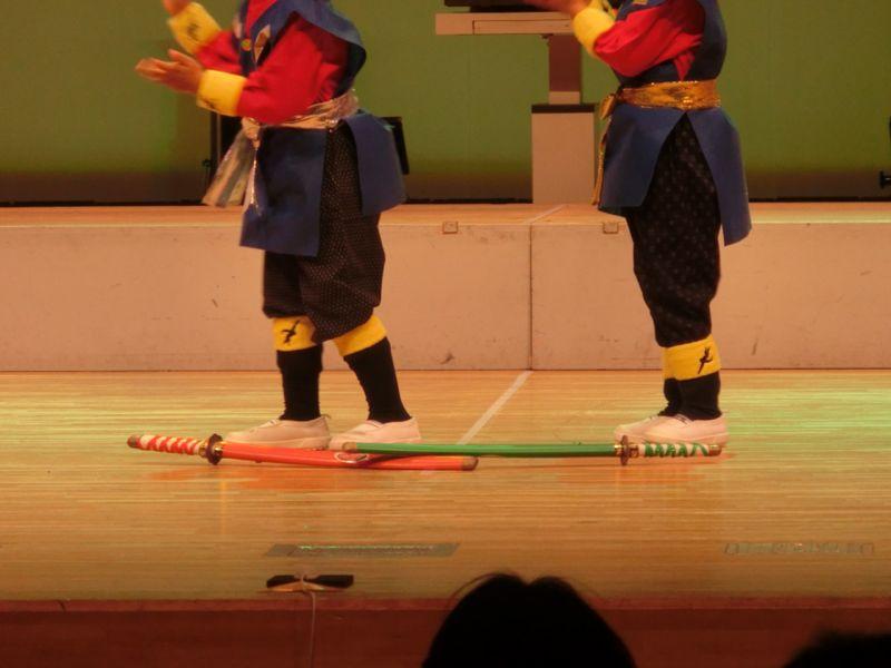 楽生保育園・寿光幼稚園 よいこのおゆうぎ会開催_b0188106_22483933.jpg