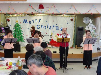 12/8 聖愛園クリスマス会☆_a0154110_1040445.jpg