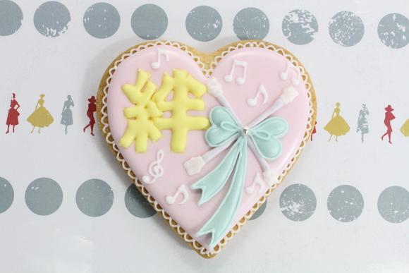 バトントワリングのクッキーとオーダークッキー Santacafeの気まぐれ日記