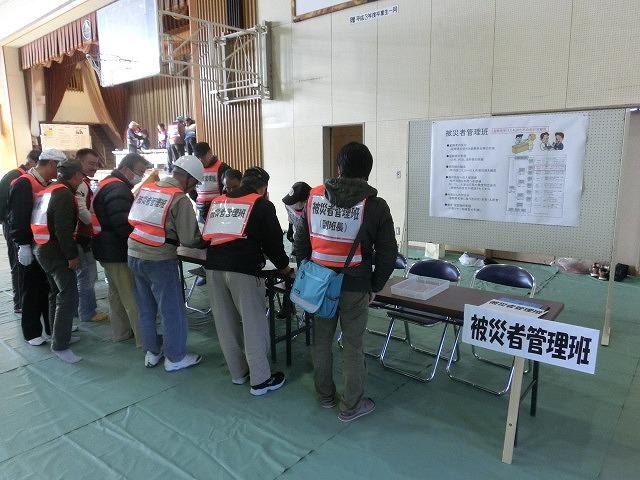 課題だらけだったが、それを肥やしに! 第1回吉原高校避難所開設・運営訓練_f0141310_7451752.jpg