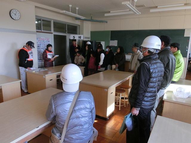 課題だらけだったが、それを肥やしに! 第1回吉原高校避難所開設・運営訓練_f0141310_7464177.jpg