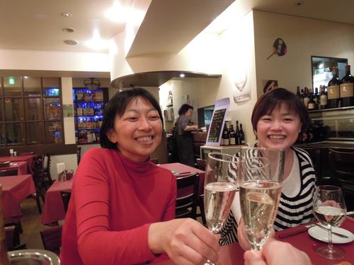 神楽坂 甲州ワインレストラン 「ルバイヤート」_e0116211_9113322.jpg