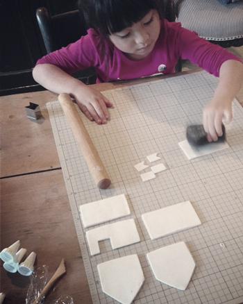 子供と一緒に、オーナメント作り_e0172847_985058.jpg
