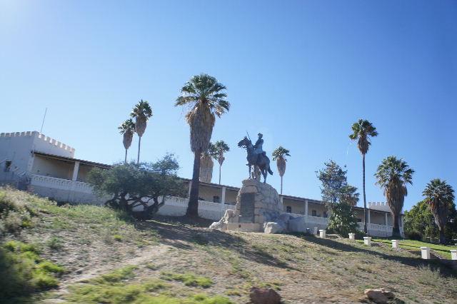 ナミビアの旅(39) エトーシャからウイントフックへ・・・そして帰国_c0011649_854725.jpg