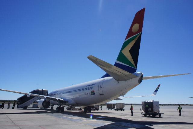 ナミビアの旅(39) エトーシャからウイントフックへ・・・そして帰国_c0011649_8571012.jpg