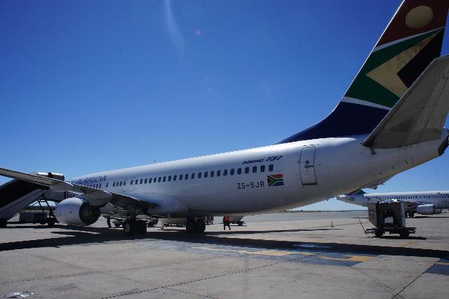 ナミビアの旅(39) エトーシャからウイントフックへ・・・そして帰国_c0011649_8575716.jpg