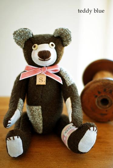 teddy baby girl S  テディ ベイビーガール _e0253364_22462180.jpg