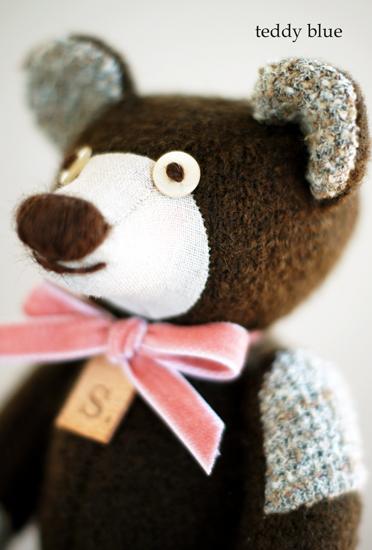 teddy baby girl S  テディ ベイビーガール _e0253364_2246301.jpg