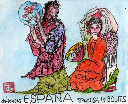スペインのおみやげ_e0232277_21193827.jpg