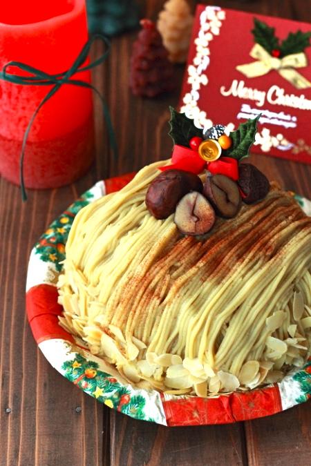 クリスマスケーキの受け渡しが始まりました。_b0057979_00080799.jpg