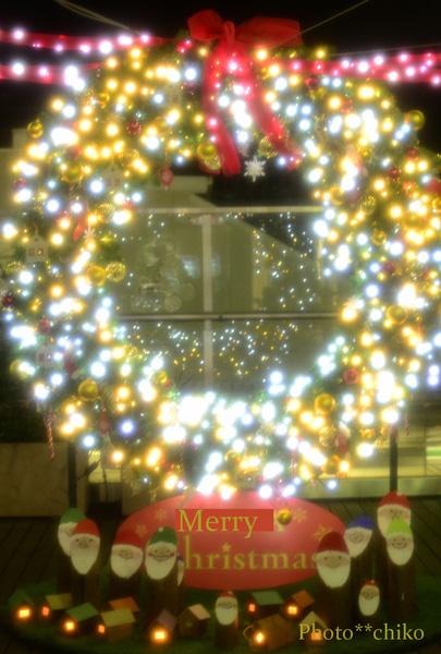 Christmas Post Card ⑦_e0221779_17431013.jpg
