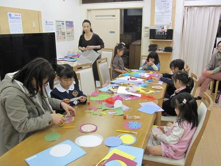 松井山手教室 ~クリスマス工作~_f0215199_20131791.jpg