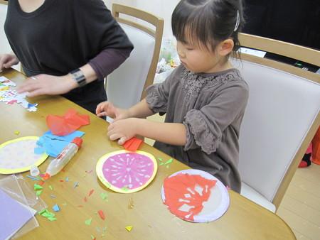 松井山手教室 ~クリスマス工作~_f0215199_20243571.jpg