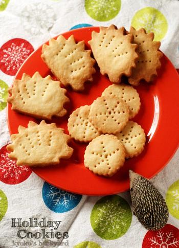 クリスマスシーズンに食べたいバタークッキー_b0253205_3185816.jpg