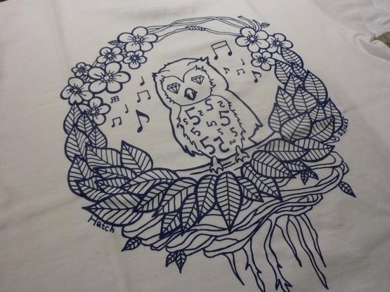 """Htach"" 5th anniversary collaboration T-shirts_d0165136_17272123.jpg"