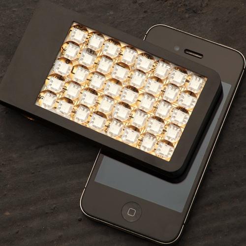 2013/12/10 スマホからコントロール可能な小型LED  KICK  !_b0171364_1062838.jpg