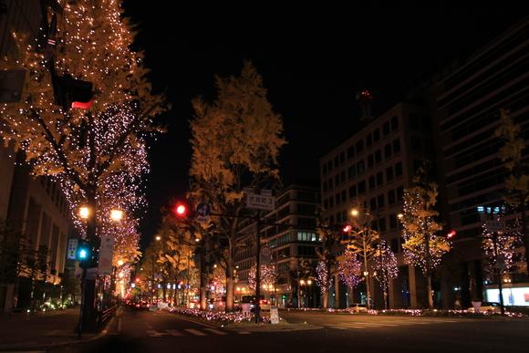 2013年 御堂筋ライトアップ_d0202264_16522510.jpg