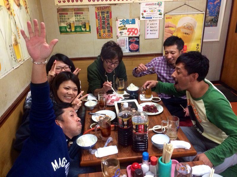 広島で食べたおいしいもの☆ 恋太郎_c0151965_13441436.jpg