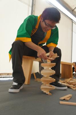 オビダラ館2013 in 日南カツオ・マグロ祭り_f0138874_11404223.jpg