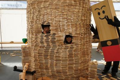オビダラ館2013 in 日南カツオ・マグロ祭り_f0138874_1145214.jpg