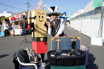 オビダラ館2013 in 日南カツオ・マグロ祭り_f0138874_11455462.jpg
