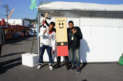 オビダラ館2013 in 日南カツオ・マグロ祭り_f0138874_11461014.jpg