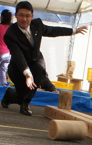 オビダラ館2013 in 日南カツオ・マグロ祭り_f0138874_1146179.jpg